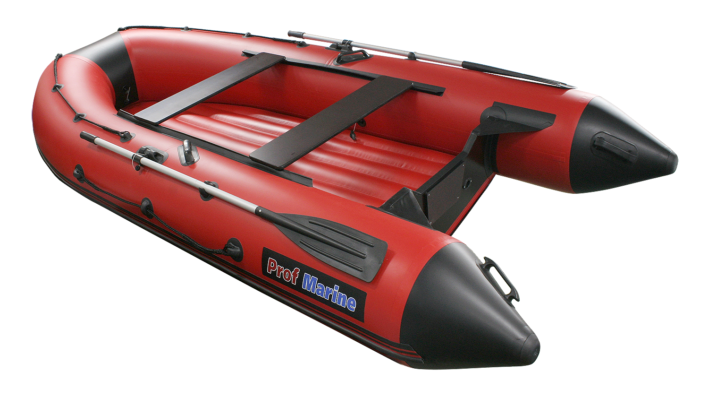 Надувная ПВХ лодка PM 350 Air, моторно-гребная, килевая