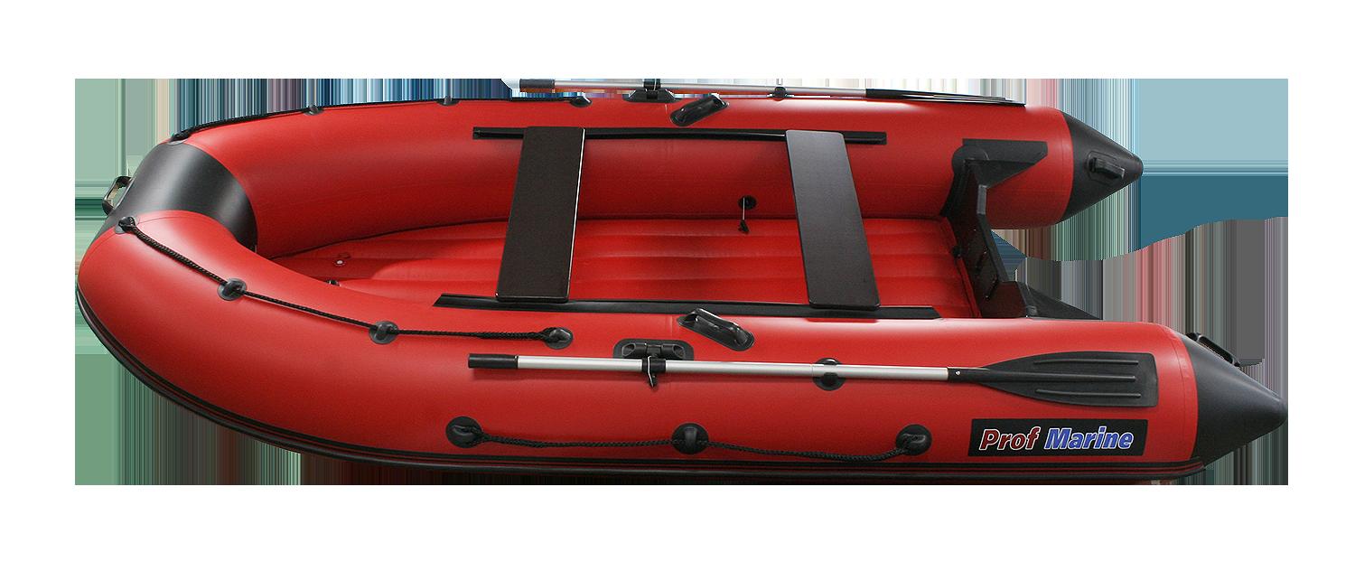 Надувная ПВХ лодка PM 330 Air, моторно-гребная, килевая