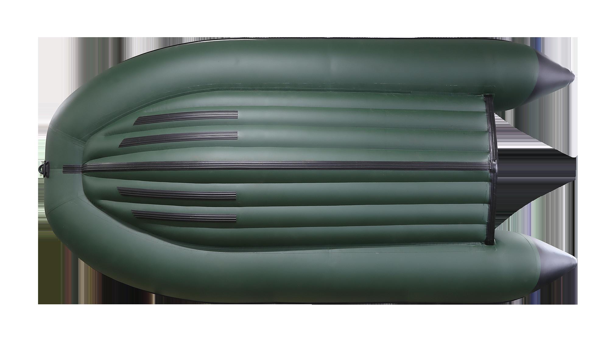 Надувная ПВХ лодка РМ 450 Air, моторная-гребная, килевая